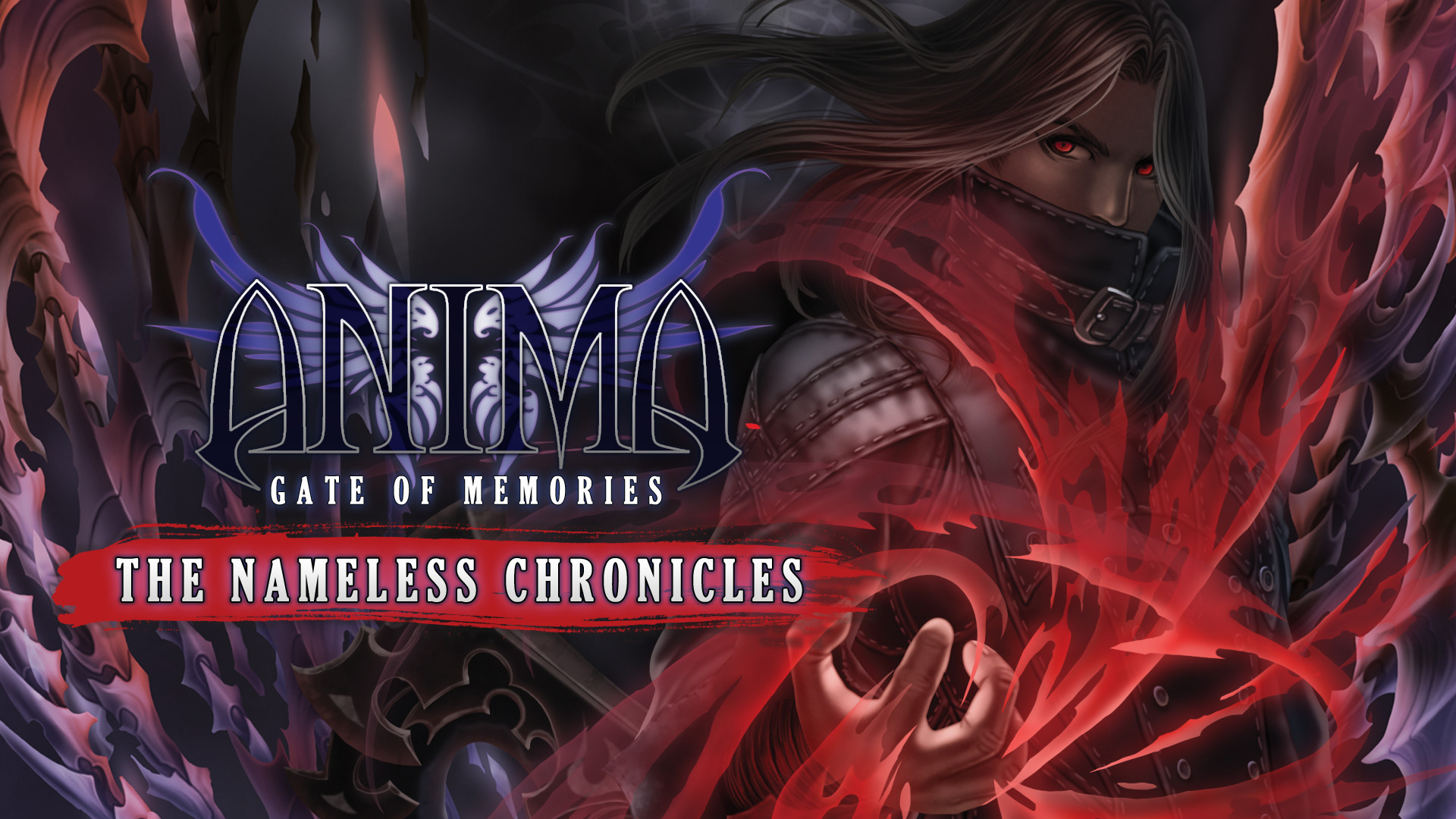 Anima Gate of Memories The Nameless Chronicles-Codex