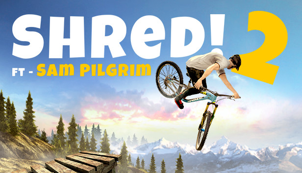 Download Shred! 2 - Freeride Mountainbiking free download