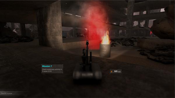 Download Emergency Robot Simulator Torrent