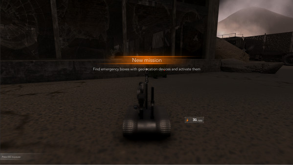 Emergency Robot Simulator download