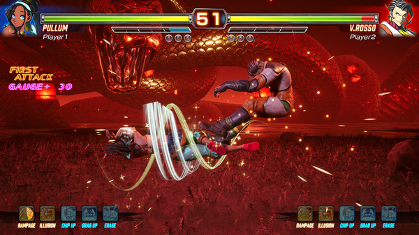 FIGHTING EX LAYER download