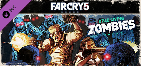 Far Cry 5 – Dead Living Zombies [PT-BR] Capa