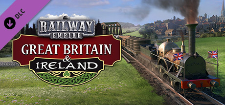 Railway Empire – Great Britain & Ireland Capa