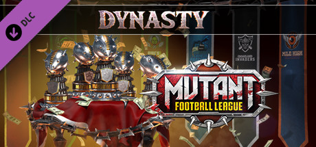Mutant Football League Dynasty Edition LA Power Pack Capa