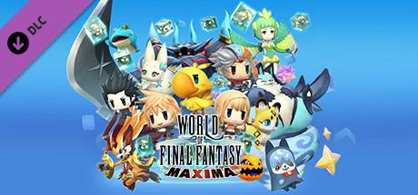 WORLD OF FINAL FANTASY MAXIMA Capa