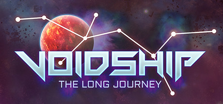 Voidship The Long Journey Capa