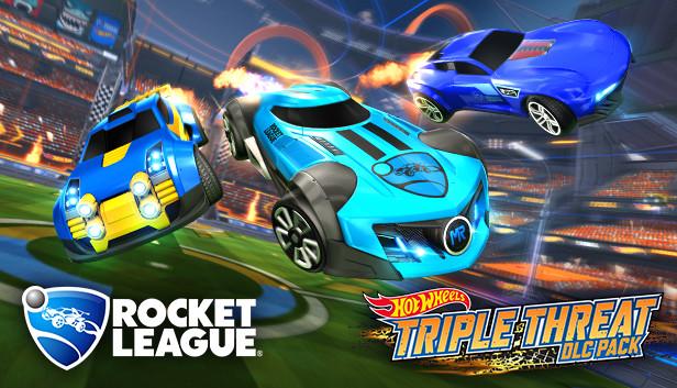 Download Rocket League® - Hot Wheels® Triple Threat DLC Pack free download