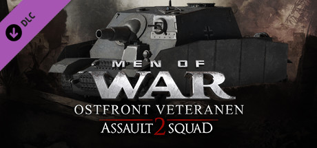 Men of War Assault Squad 2 – Ostfront Veteranen Capa