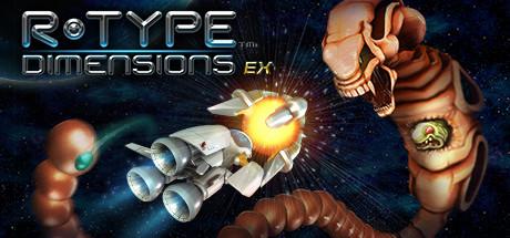 R-Type Dimensions EX [PT-BR] Capa