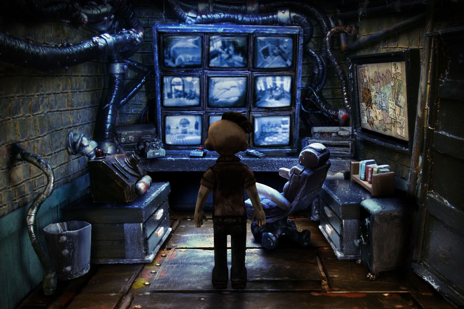 The Dream Machine Screenshot 2