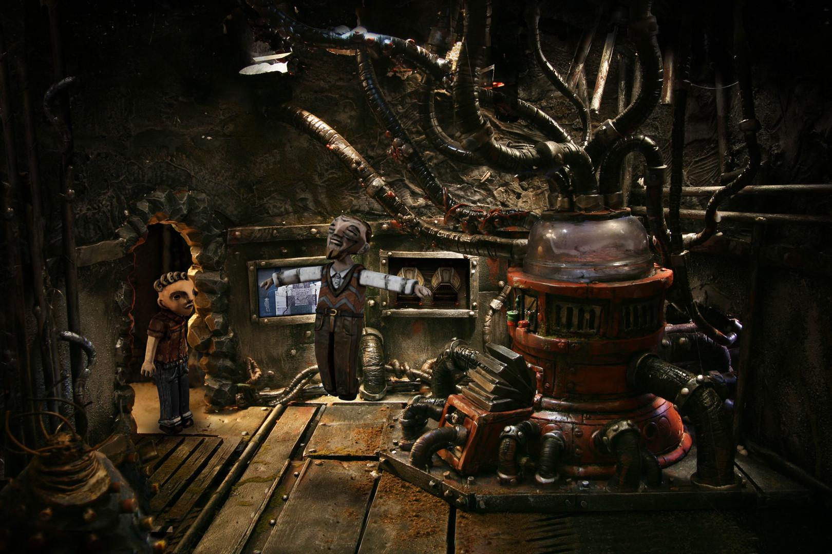 The Dream Machine Screenshot 3