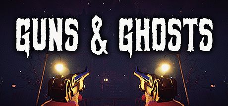 Guns and Ghosts Capa