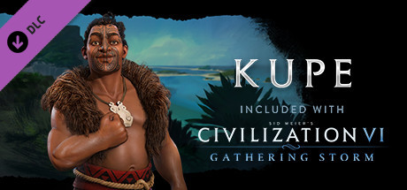 Sid Meiers Civilization VI Gathering Storm [PT-BR] Capa
