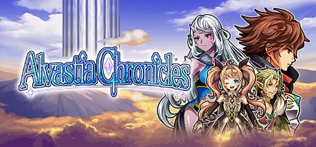 Alvastia Chronicles Capa