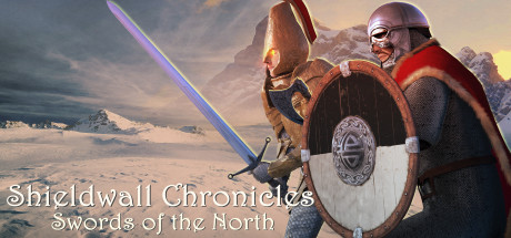 Shieldwall Chronicles Swords of the North Capa