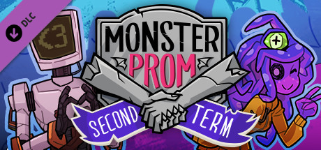 Monster Prom Second Term Capa