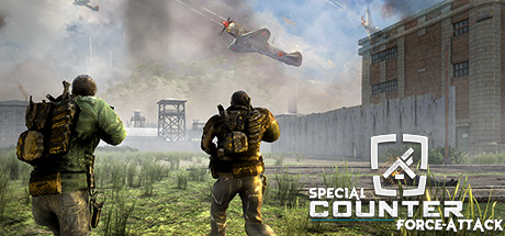 Special Counter Force Attack [PT-BR] Capa