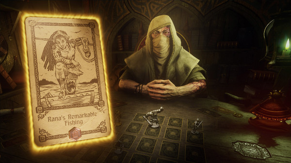 Download Hand of Fate 2 - A Cold Hearth Torrent