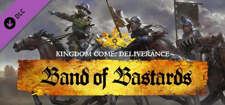 Kingdom Come Deliverance  Band of Bastards Capa