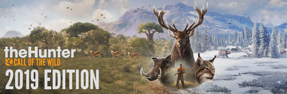 theHunter: Call of the Wild™ - 2019 Edition