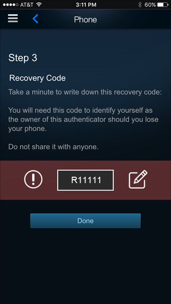 Steam Guard Mobile Authenticator Get the best level of Steam account protection with the Steam Mobile App. Use the app to enable your phone as a Steam Guard Mobile Authenticator to .