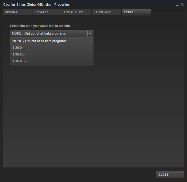 Cant find matchmaking servers cs go