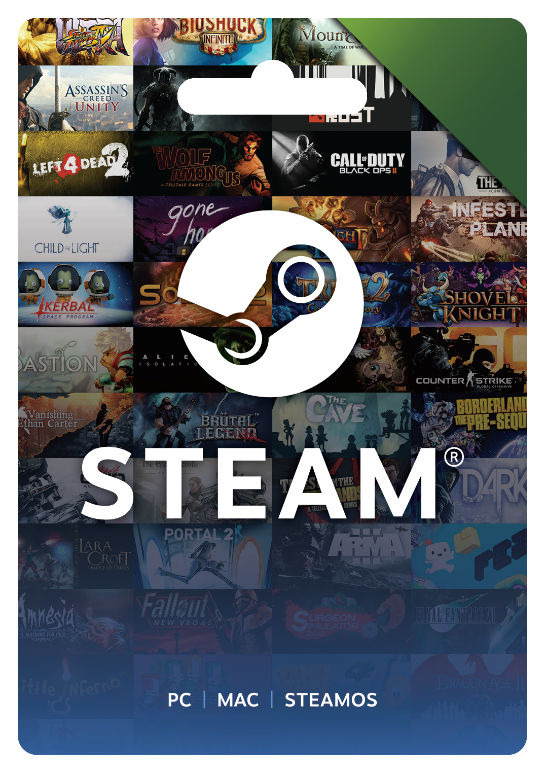 SteamWalletCard_Logo_Front_Green