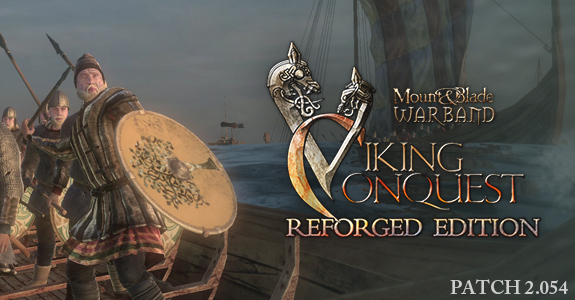 Viking Conquest Reforged Edition 2.054 Patch Released