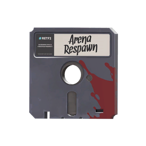 RETF2 Retrospective 2 Arena: Respawn Participant Season 2