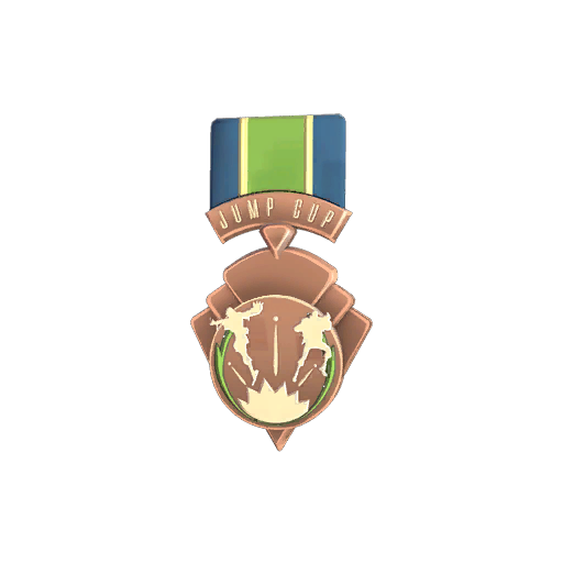 Brazil Fortress Jump Cup Soldier Division 2 Third Place