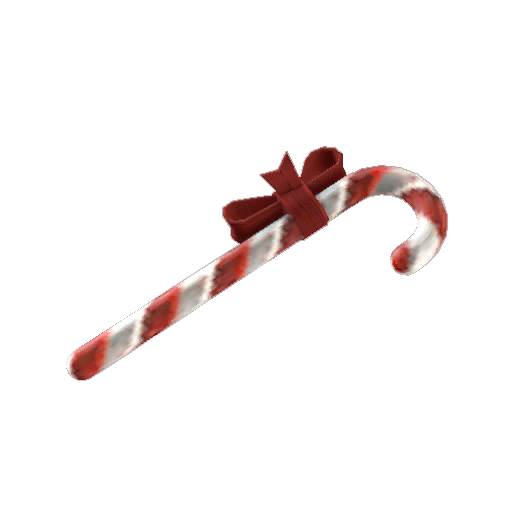 Collector's Professional Killstreak Candy Cane