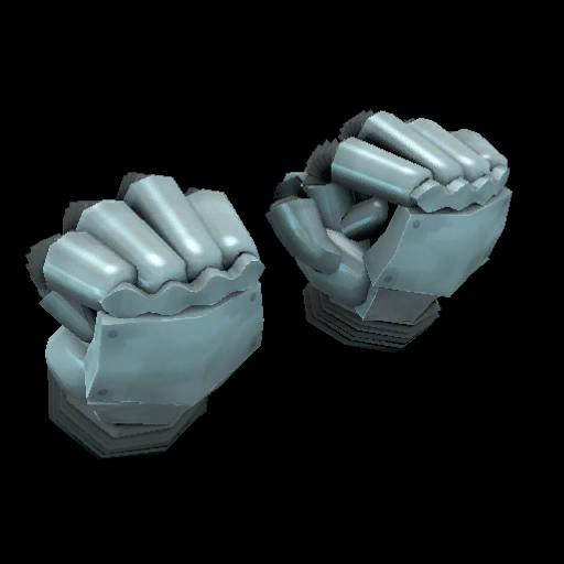 Strange Fists of Steel