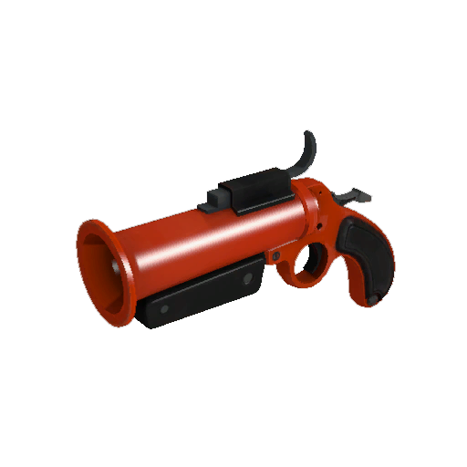 Collector's Specialized Killstreak Flare Gun