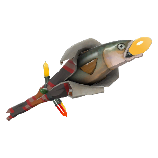 Notably Dangerous Professional Killstreak Festive Holy Mackerel