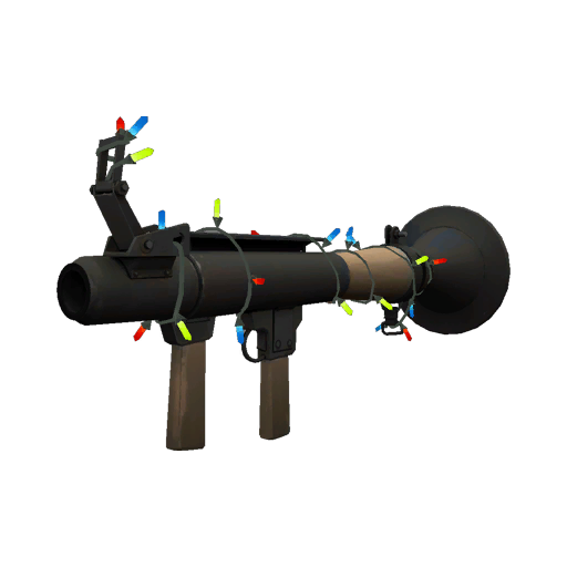 Strange Specialized Killstreak Festive Rocket Launcher