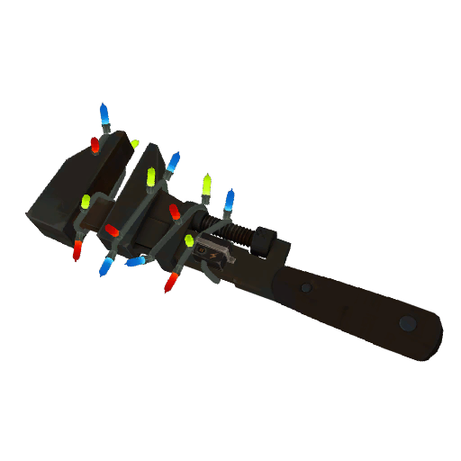 Killstreak Festive Wrench