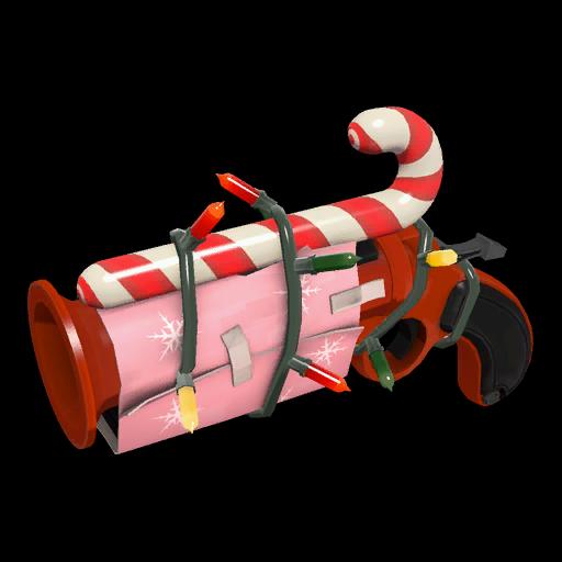 Strange Festive Flare Gun
