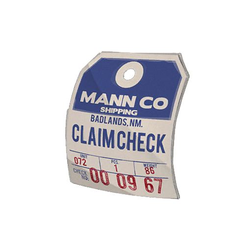 Summer Claim Check