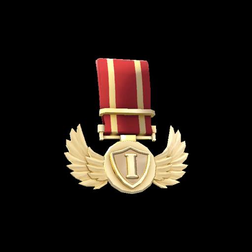CLTF2 Prolander Tournament Gold Medal