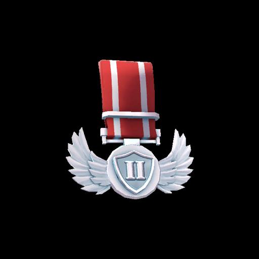 CLTF2 Prolander Tournament Silver Medal