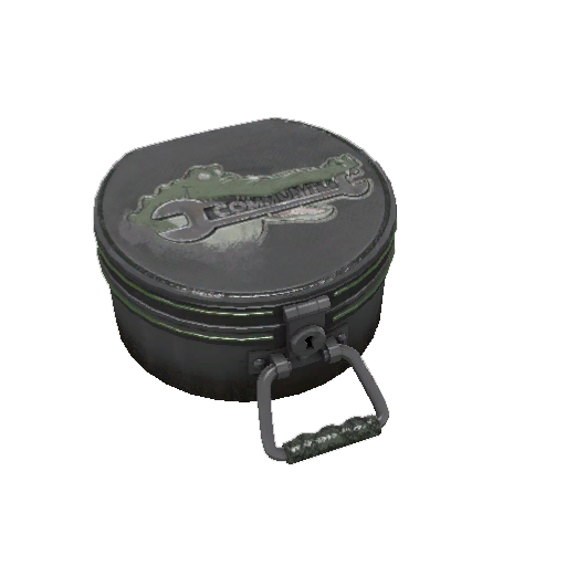 Unleash the Beast Cosmetic Case
