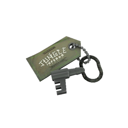 Unleash the Beast Cosmetic Key