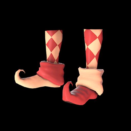 Harlequin's Hooves