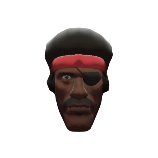 Unusual Demoman's Fro