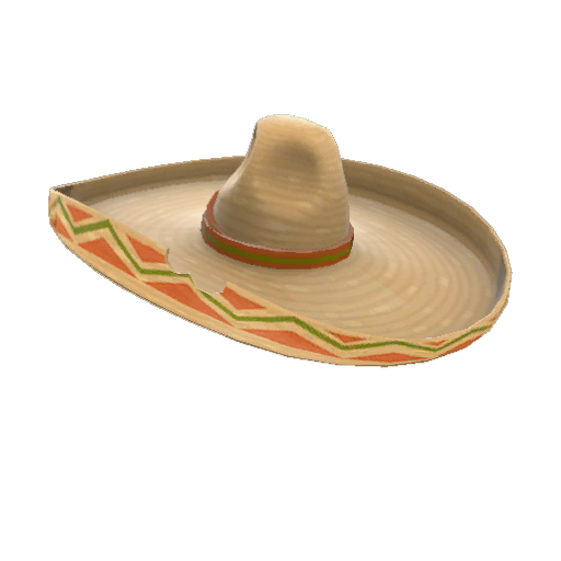 Unusual Allbrero