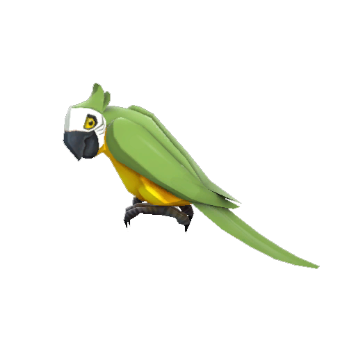 Strange Bird-Man of Aberdeen