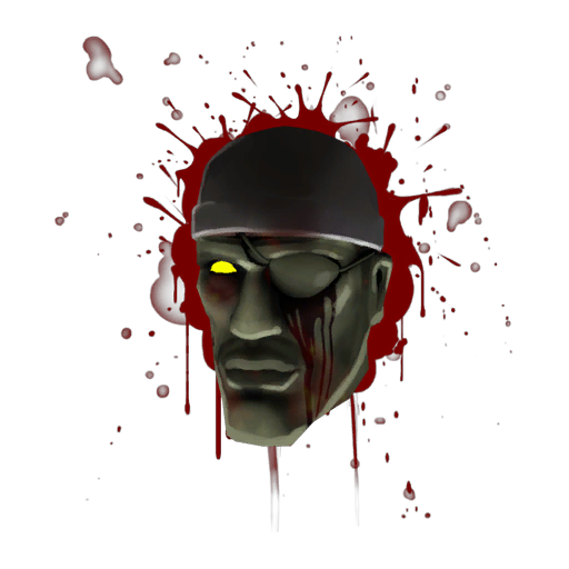 Haunted Voodoo-Cursed Demoman Soul