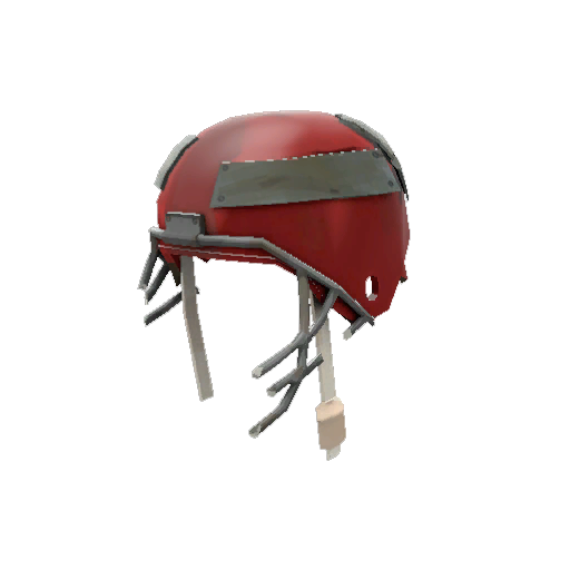 Unusual Helmet Without a Home