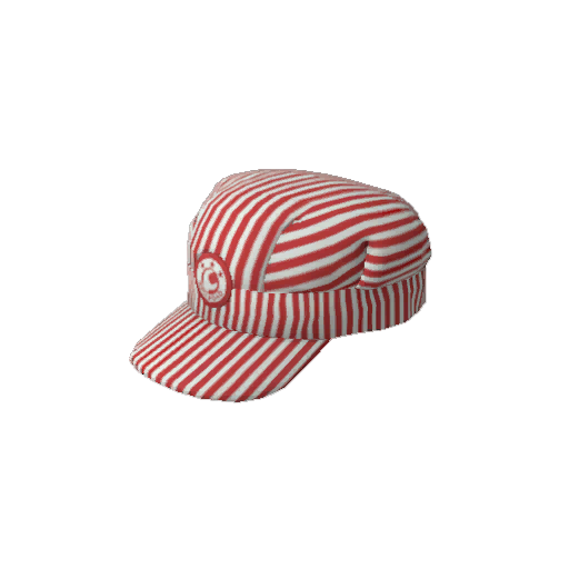 Unusual Engineer's Cap