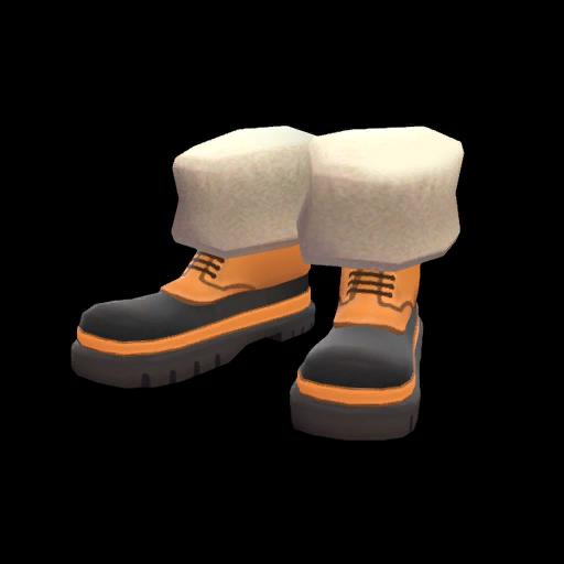 Strange Snow Stompers